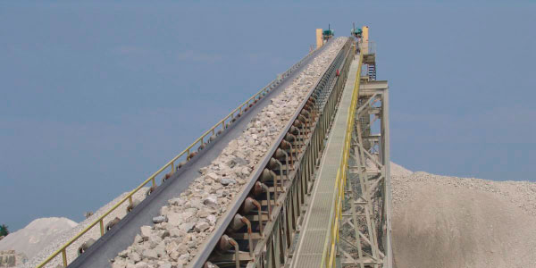 conveyor for mining industry