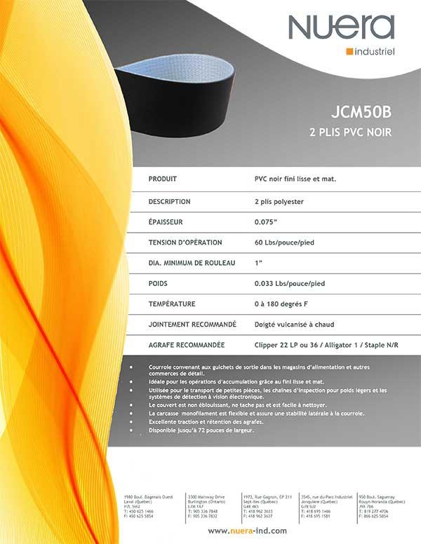 Courroie JCM50B